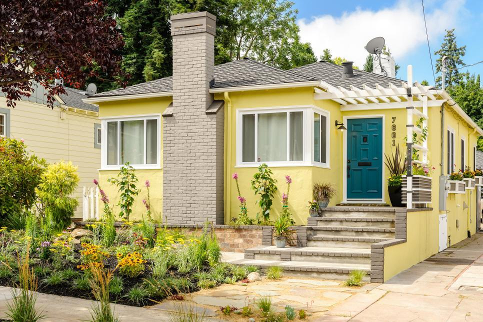 Curb Appeal Makeovers