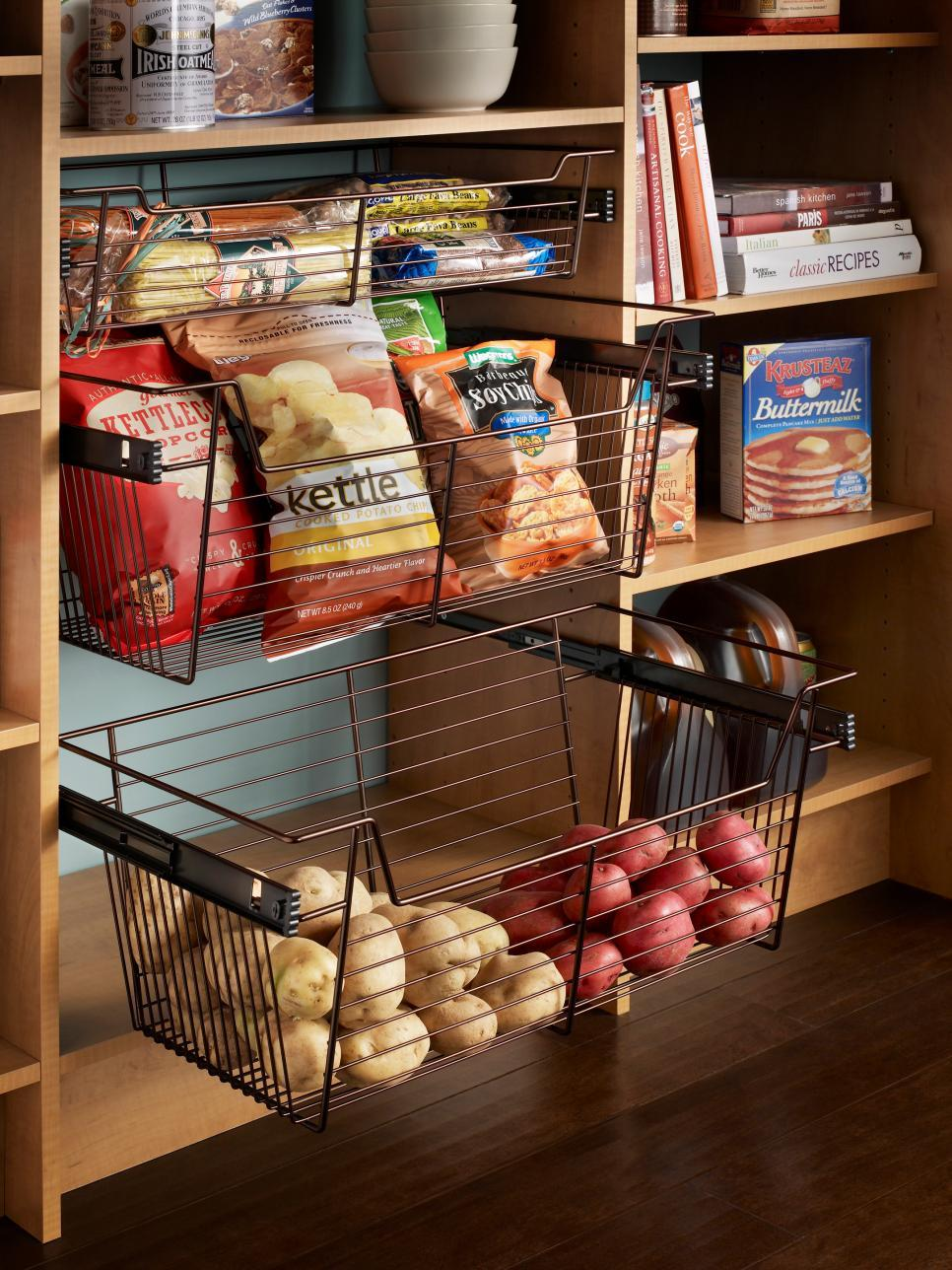 Pantry Options